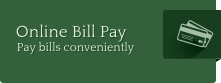 Online Bill Pay - Pay bills conveniently